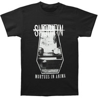 Sworn In Men's  Decapitated T-shirt Black Rockabilia