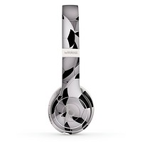 The Soccer Ball Overlay Skin Set for the Beats by Dre Solo 2 Wireless Headphones
