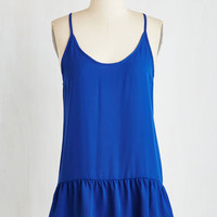 Americana Long Sleeveless Festive for Fireworks Top by ModCloth
