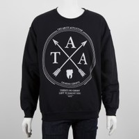 Roadrunner Records - THE AMITY AFFLICTION - Arrow Crewneck Sweatshirt