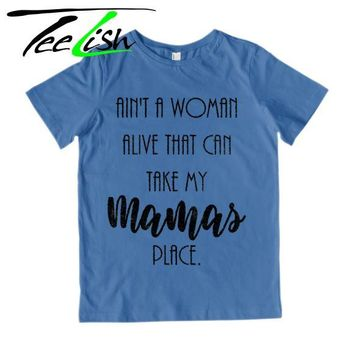 mommy & me kids tee
