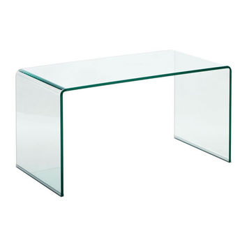 Course Coffee Table Tempered Glass