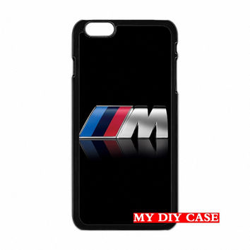 For Samsung Galaxy S3 S4 S5 MINI S6 S7 Edge iPhone SE 4 4S 5S 5 5C 6 6S Plus BMW M Series logo cell phone case