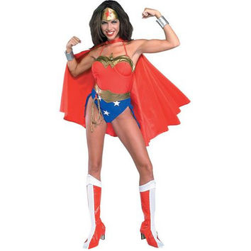 Women's Costume: Wonder Woman (RU-05) | Small