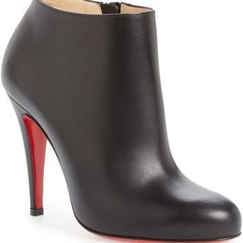 Christian Louboutin Belle Round Toe Bootie | Nordstrom