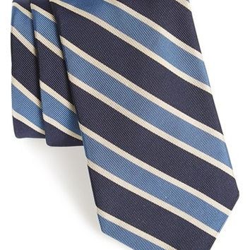 Men's Todd Snyder White Label Silk & Cotton Tie, Size Regular
