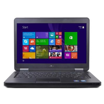 Dell Latitude E5440 Core i3-4010U Dual-Core 1.7GHz 4GB 320GB DVD 14 LED Laptop W8.1P (Black Skin)  - B
