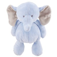 Carter's Plush Elephant, Blue