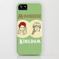 Moonrise Kingdom  iPhone & iPod Case by Sheena White for Winsome Gallery