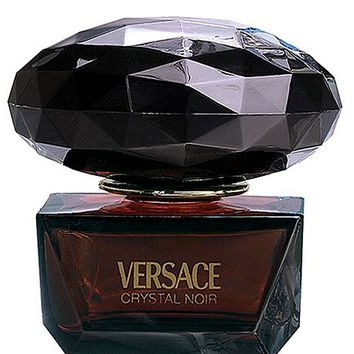 Versace Crystal Noir Eau de Toilette, 3 oz Beauty - All Perfume - Macy's