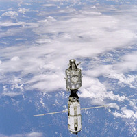 International Space Station Space Poster 3 Sizes for one LOW price. (8x10 , 11x14, 11x17)