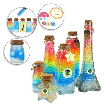 Creative And Fad Crystal Mud Soil Fishbow Water Beads Crystal Magic Soft Bullets