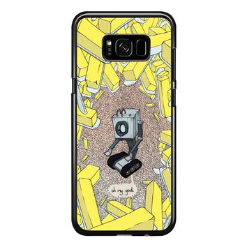 Omy God Rick And Morty Ideas  Samsung Galaxy S8 Plus Case