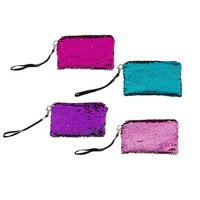 Reversible Sequined Purses
