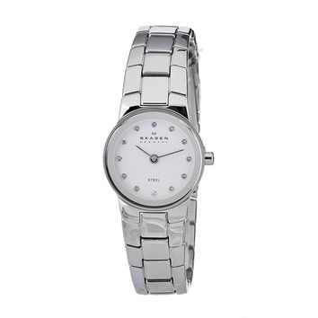 Skagen Steel Mens Quartz Watch 430XSSXW