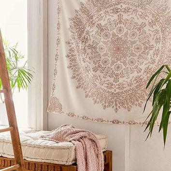 Folklorica Medallion Tapestry | Urban Outfitters