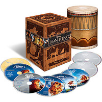 Disney The Lion King Trilogy - 8-Disc Set | Disney Store