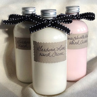 Scented Handmade Hand Lotion