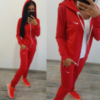 Nike fashion two-piece sportswear