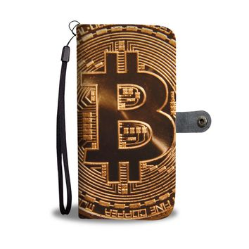 Bitcoins Phone Wallet Case