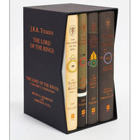The Lord of the Rings Boxed Set (Hardback)