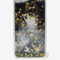 Skinnydip London Fairy Dust iPhone 6 Case - Black Glitter