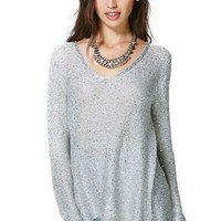 BB Dakota Twink Sequin Sweater
