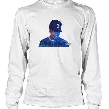 Chance the Rapper Coloring Book T-Shirt Unisex Long Sleeve