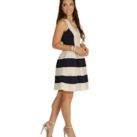 Ivory First Date Skater Dress