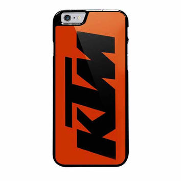 ktm orange iphone 6 plus 6s plus 4 4s 5 5s 5c cases