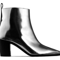 Acne Studios - Loma metallic chrome