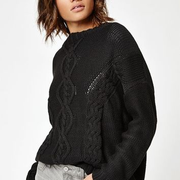 Rhythm Zambia Knit Sweater at PacSun.com