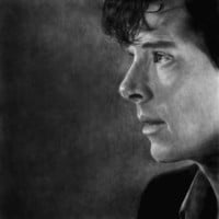 Sherlock Art Print by Amandatolleson | Society6