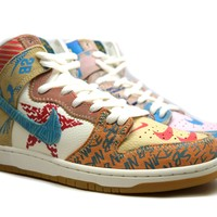 KUYOU Nike Dunk High What The Dunk Thomas Campbell