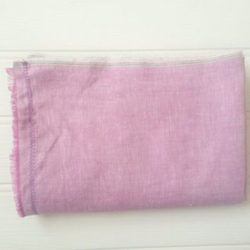 Lilac throw, linen throw, throw blanket, throw over, linen blanket, soft linen, bedspread, picnic blanket, beach blanket, bedroom linen