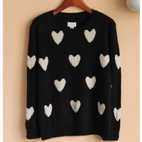 Autumn And Winter Long-Sleeved Pullover SweaterAA  A 082202