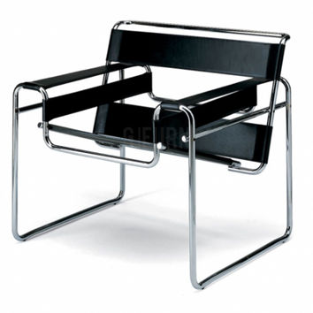 Reproduction of Marcel Breuer's Wassily Chair | GFURN