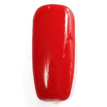 DCK9M2 5ml Polish Gloss enamel Bottle Patron French for Nails Glitter Sequins Detachable Anti Allergic UV Gel Polish Red 28 #