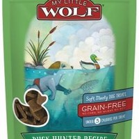 My Little Wolf Duck Recipe Dog Treats 5.29 oz