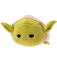 Disney Medium (M) TSUM TSUM Yoda (Japan Import)