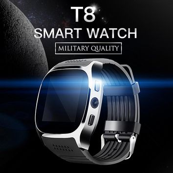 FORNORM T8 Bluetooth Smart Watch