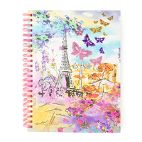 Butterflies in Paris Journal