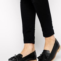 ASOS MEARS Leather Loafers at asos.com