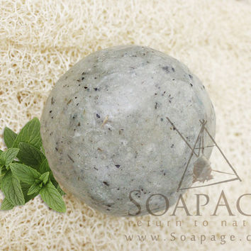 Sea Clay Minty Green Passion Soap