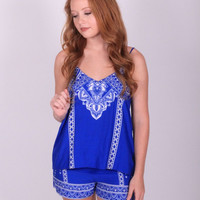 Bluebird Cobalt Set