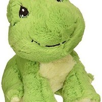 PRECIOUS MOMENTS RIBBIT FROG STUFFED ANIMAL PLUSH 8.5 INCH TOY