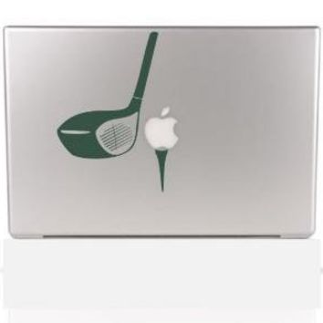 Golf Club Laptop Decal sticker skins by LapTats on Etsy