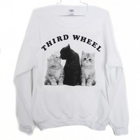 Third Wheel Sweatshirt (Select Size)