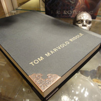 Tom Riddle Diary (NEW) - Blank - Voldemort Journal from Leaky Con