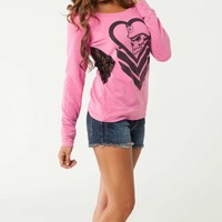 Metal Mulisha HEARTCANDY FLEECE from Official Metal Mulisha Store